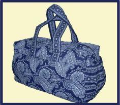 Runaway Bag sewing pattern PDF van aprillanedesigns op Etsy, $10.00