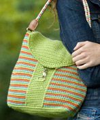 Cute bag - free crochet pattern