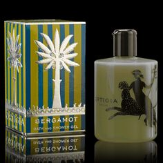DATCHA - ORTIGIA 'Bergamotto' Shower gel