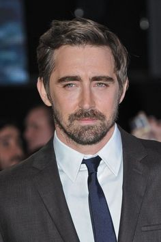 Lee Pace - how l love the grey hair of men when they start to get older