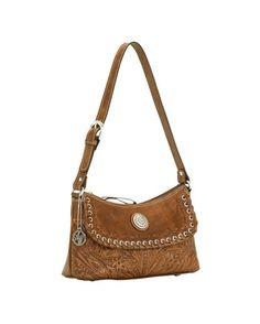 Women's Harvest Moon Sip-Top Shoulder Bag