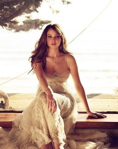 Jennifer Lawrencein UKGlamourApril 2012