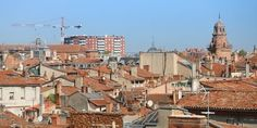 Toulouse, Paris Skyline, Dit, Travel, Picture Frame, Viajes, Trips, Traveling, Tourism