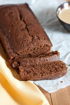 Mexican Chocolate Pound Cake by Back to the Cutting Board, via Flickr