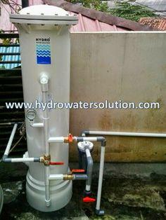 Salah satu warga Jakarta yang memiliki masalah air dirumahnya yaitu Bapak Aldaf di Kemandoran Pluis Jakarta Barat. Kondisi air yang kurang baik membuat Bapak Aldaf sedikit ragu menggunakan air untuk kebutuhan sehari-hari. Setelah Bapak Aldaf melakukan konsultasi dengan team HYDRO dan akhirnya memutuskan untuk menggunakan Filter Air HYDRO untuk mengatasi permasalahannya.
