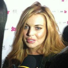 Lindsay Lohan - Star Magazine All Hollywood event - April, 2012