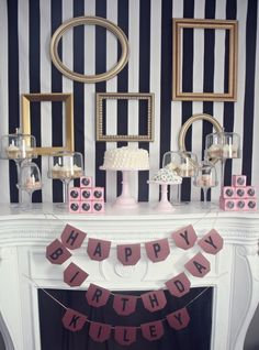 Great Gatsby Little Girls Birthday Party