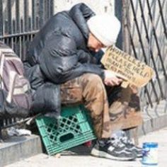 How to Help Homeless People in the Wintertime