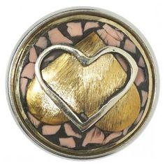 Rubia.nu Webshop - Valentine chunk Celtic hearts