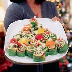 Hope in every season 10 festive christmas party finger food recipes 2013 christmas party food ideas wrap n stack sandwich tree recipe forumfinder Choice Image