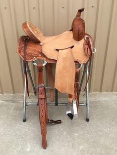 CSB 551 Corriente New Style Barrel Saddle
