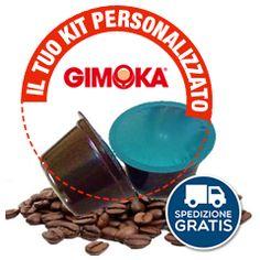 300 CAPSULE GIMOKA A SCELTA