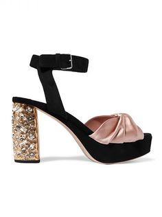 One word for these divine Miu Miu shoes: obsessed.