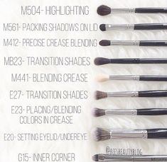 BESTOPE Makeup Brushes 10 Pieces Oval Makeup Brush Set Professional Contour Soft Toothbrush with Shaped Design for Powder Cream Concealer - Cute Makeup Guide Makeup Guide, Makeup Blog, Makeup Dupes, Skin Makeup, Makeup Morphe, Makeup Remover, Makeup Geek, Morphe Eyeshadow, Gloss Eyeshadow