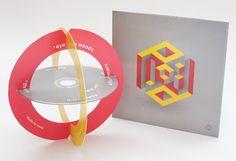 Ame Design - amenidades do Design . blog: Ambigrama na capa