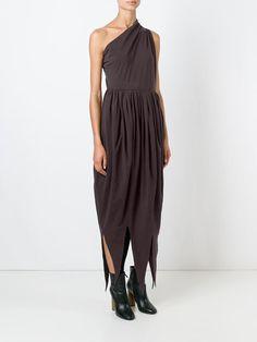 Romeo Gigli Vintage asymmetric dress
