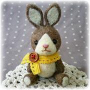 Handmade bunny 2