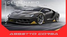 Assetto Corsa - Recensione Lamborghini Centenario