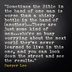 Atticus Finch on Courage | To kill a mockingbird, No matter what ...