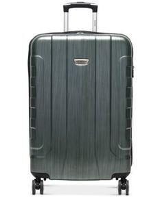 """Ricardo Pacifica 25"""" Hardside Spinner Suitcase - Green"""