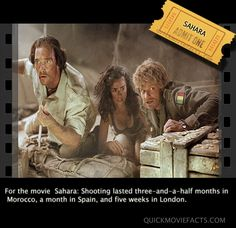 Amazing Movie Facts