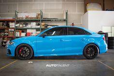 Audi RS3 8V Sedan Blue OZ Leggera HLT   Wheel FrontAudi RS3 8V Sedan Blue OZ Leggera HLT   Wheel Front Oz Ultraleggera, Audi Car Models, Audi Rs3, Aftermarket Wheels, Volkswagen Group, Cars Series, Custom Wheels, Car Makes, Cool Cars