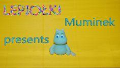 Muminek, tutorial, polymer clay, made hand,clay, Muumi