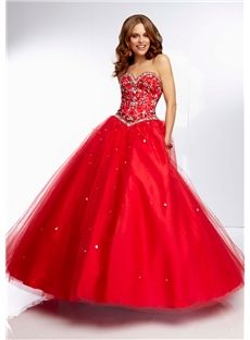 Delicate Sweetheart Beading Ball Gown Lace Up Floor Length Quinceanera Dress