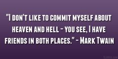 mark twain funny   mark twain saying 26 Amusing and Funny Quotes About Friendship