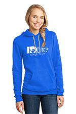 ID Life women's blue pullover