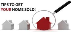Things to do to sell your home faster.