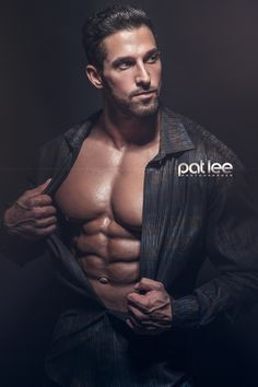 Andy Velcich | by Pat Lee | http://patlee.net #muscle #bodybuilder #physique #fitness #fitfam #fitspiration