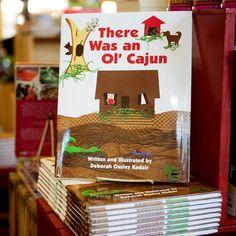 There Was an Ol' Cajun by Deborah Ousley Kadair