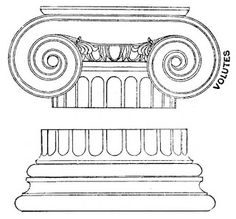 ponce a little time greek columns coloring pages
