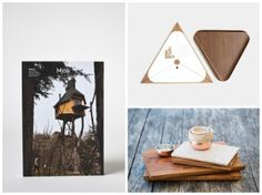 Weekly Inspiration 35 - Mjölk book Volume III, Tricorn Tray by Robin Day and Eat, a new table accessories collection by Gonçalo Prudêncio.
