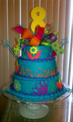 Wizards of Waverly Place Cake