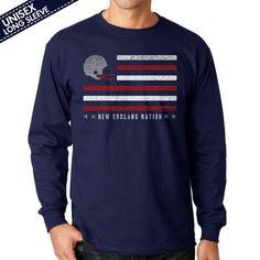 New England Flag Football T-Shirt