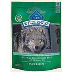 Blue Buffalo Wilderness Duck Recipe for Adult Dogs Dry Dog Food 24lb ~~ You could get additional details at the image link. (This is an affiliate link and I receive a commission for the sales)