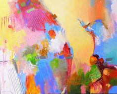 """Wilderness Coast. Acrylic. £800"" original fine art by Nigel Fletcher"