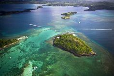 Baignoire de joséphine, Martinique
