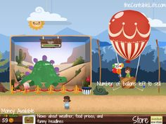 Dinorama App: Teaching Kids Money Skills by scooping poo, feeding dinos, and more!