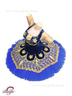 Ballet tutu for Paquita Ballet - F0008 (184)