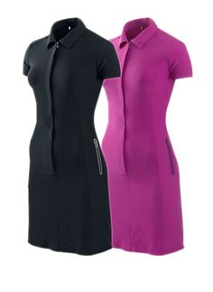 Nike golf dress.  I have this in black - very cute!