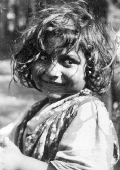 Jewish Holocaust orphan