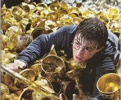 Cena de Harry Potter e as Relíquias da Morte – Parte 2-Oclumência
