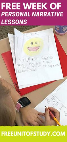 """""""My students are loving the personal narrative writing units of study!! I can't believe their enthusiasm for writing and most students are writing across several pages. Even my struggling writers are connecting and working hard! I can't wait for their finished, published pieces"""" -Jennifer, Out of This World Literacy Member"""