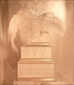 Wedding Card Box Ostrich Feathered Wedding by WrapsodyandInk Money Box Wedding, Wedding Gift Boxes, Wedding Cards, Wedding Gifts, Wedding Decor, Wedding Ideas, Wishing Well Wedding, Gift Card Boxes, Money Cards