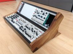 Modular Synth Design Cases and Parts