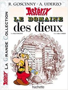 Bande Dessinée- Astérix La Grande Collection - Le domaine des Dieux - n°17 - Albert Uderzo, René Goscinny - Livres
