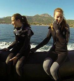 Scuba Wetsuit, Diving Wetsuits, Scuba Diving Gear, Diving Suit, Diving Helmet, Womens Wetsuit, Girly Girl, Active Wear, Snorkeling